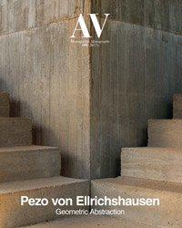 <B>AV Monographs 199<BR>Pezo Von Ellrichshausen - Geometric Abstraction</B>