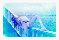 <B>Blue Period / Last Summer : Arakinema | 青ノ時代/去年ノ夏:アラキネマ</B> <BR>Nobuyoshi Araki | 荒木経惟