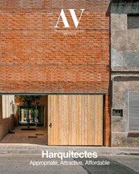 <B>AV Monographs 202 <BR>Harquitectes</B>