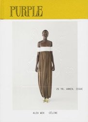 <B>Purple Fashion 28<BR>(Alek Wek for C&#233;line)</B>