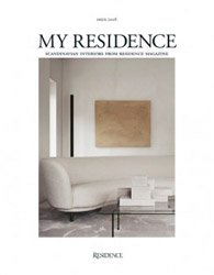 <B>My Residence <BR>Scandinavian Interiors from Residence Magazine 2018</B>