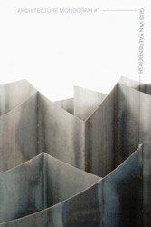 <B>Architecture Monograph #1 <br>Gijs Van Vaerenbergh - Cross Section</B>