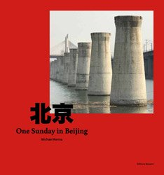 <B>One Sunday in Beijing (Red)</B> <BR>Michael Kenna