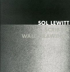 <B>Scribble Wall Drawings</B> <BR>Sol Lewitt