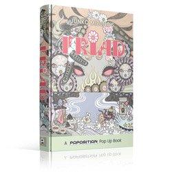 <B>Triad Pop Up Book</B> <BR>Junko Mizuno | 水野純子