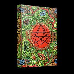 <B>Necronomicon Pop Up Book</B> <BR>Skinner