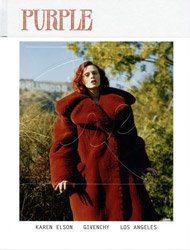 <B>Purple Fashion 30<BR>(Karen Elson)</B>