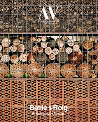 <B>AV Monographs 207 <BR>Battle I Roig, Building With Nature</B>