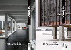 <B>El Croquis 196<BR>Karamuk Kuo And Ted'a Arquitectes (2 Volumes)</B>