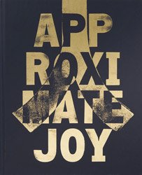 <B>Approximate Joy</B> <BR>Christopher Anderson