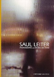 <B>Photographs and Works On Paper</B> <BR>Saul Leiter