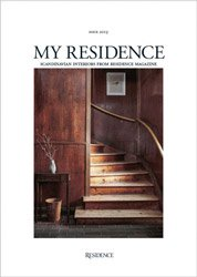 <B>My Residence <BR>Scandinavian Interiors from Residence Magazine 2019</B>
