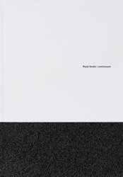 <B>Continuum</B> <BR>Ryoji Ikeda | 池田亮司