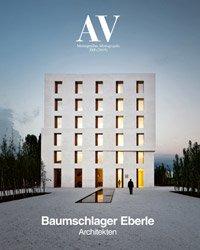 <B>AV Monographs 215<BR>Baumschlager Eberle</B>