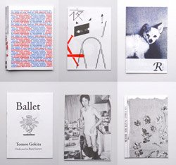 <B>100 PAGES / 5 ZINES 2nd Edition</B> <BR>服部一成/ホンマタカシ/五木田智央/題府基之/土川藍&小林亮平