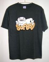 Sof' Boy Tシャツ 2009 Color: チャコール