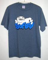 Sof' Boy Tシャツ 2009 Color: ブルー