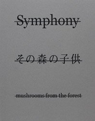 <B>Symphony その森の子供 (ソフトカバー)</B> <BR>ホンマタカシ | Takashi Homma