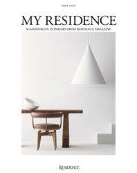 <B>My Residence <BR>Scandinavian Interiors from Residence Magazine 2020</B>
