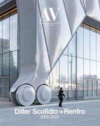 <B>AV Monographs 221<BR>Diller Scofidio + Renfro</B>