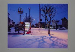 <B>Roadside Lights Seasons: Winter (B)</B> <BR>大橋英児 | Eiji Ohashi