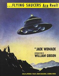 <B>Flying Saucers Are Real! <BR>The UFO Library of Jack Womack</B><BR>(特価品)