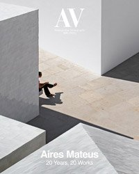<B>AV Monographs 225<BR>Aires Mateus - 20 Years, 20 Works