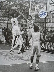 <B>Conrad Mcrae Youth League Tournament</B> <BR>Ari Marcopoulos
