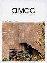<B>A.mag 19 (Cover 1)<BR>Taller Hector Barroso | Estudio Macias Peredo</B>