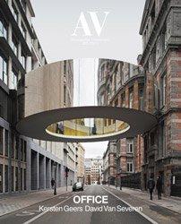 <B>AV Monographs 232<BR>Office - Kersten Geers David Van Severen </B>