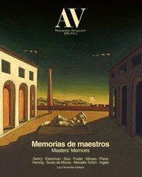 <B>AV Monographs 235<BR>Masters' Memoirs</B>