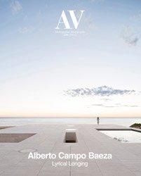 <B>AV Monographs 236<BR>Alberto Campo Baeza: Lyrical Longing </B>