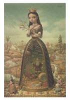 Mark Ryden Holiday/Note Cards : Creatrix(Set Of 10)