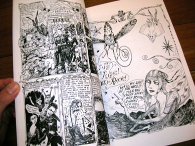 Dame Darcy Meat Cake Reissues One Reissues Comics 1 2