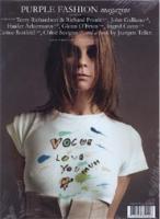PURPLE FASHION 5 (INCL. JUERGEN TELLER'S ED) SPRING SUMMER 2006