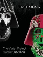 Freeman's THE VADER PROJECT Auction Catalog