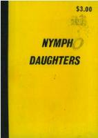 Todd Hido: Nymph Daughters