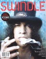 SWINDLE ICONS ISSUE, 1ST ANNUAL (COVER2 SLASH)
