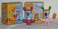 Fire Water Bunny : Gary Baseman