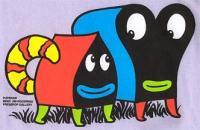 Pupshaw Tシャツ(ライトパープル)