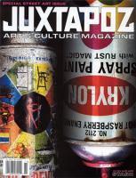 JUXTAPOZ SPECIAL STREET ART ISSUE FALL 2005
