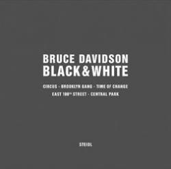 <B>Black & White</B><BR>Bruce Davidson