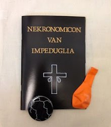 Laurent Impeduglia: NEKRONOMICON (Zine pack)