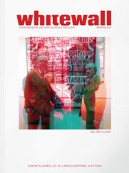 Whitewall Magazine Issue 28 / winter 2013