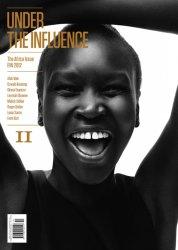 Under The Influence Magazine #11:  Winter 2012