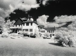 Michael Kenna: One Picture Book #56: Heiden Hotel