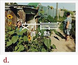 百々新: 対岸 | Arata Dodo: Taigan (表紙d.)
