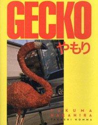 Takuma Nakahira/Takashi Homma: GECKO | 中平卓馬/ホンマタカシ: やもり
