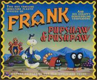 FRANK,PUPSHAW & PUSHPAW人形 3set