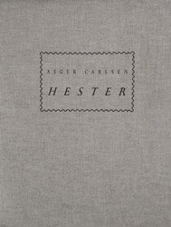 Asger Carlsen: Hester (SIGNED)